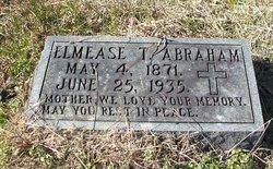 Elmease T. Abraham