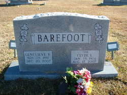 """Clyde L. """"Tink"""" Barefoot"""