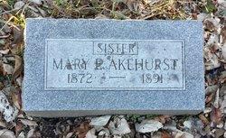 Mary L. Akehurst