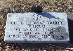 Cecil Thomas Truitt