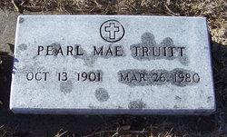 Pearl Mae <I>McKnabb</I> Truitt