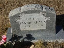 Fannie Adams