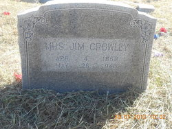 "Mary Ann ""Mandy"" <I>Smith</I> Crowley"