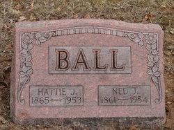 Ned Joseph Ball