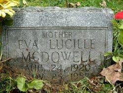 Eva Lucille <I>Walker</I> McDowell