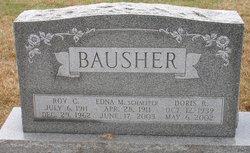 Edna M. <I>Schaeffer</I> Bausher