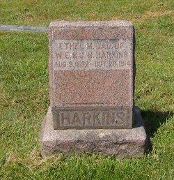Ethel M Harkins