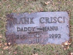 """Francesco """"Frank"""" Crisci"""