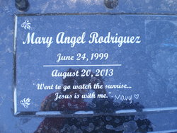 Mary Angel Rodriguez