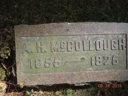 Adam H McCollough