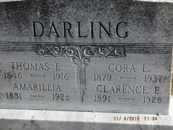 Thomas E Darling