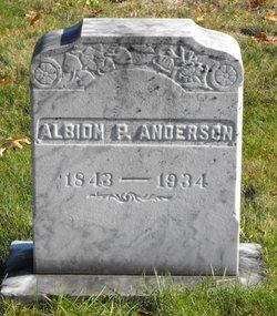 Albion P. Anderson