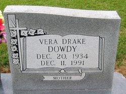 Vera <I>Drake</I> Dowdy