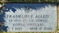 Franklin Emery Allen