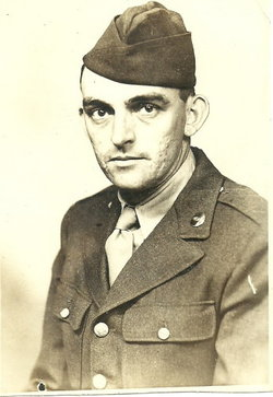 "PVT John Franklin ""Jack"" Tucker"