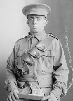 Pvt Alfred Benjamin Summersford