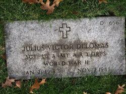Julius Victor Delomas