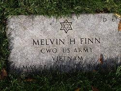 Melvin H Finn