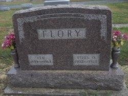 Ethel <I>Martin</I> Flory