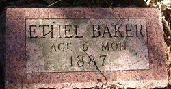 Alviza Ethel <I>Baker</I>