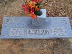 Gloria Dell <I>Brown</I> Robinson