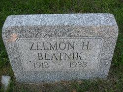 Zelmon Herbert Blatnick