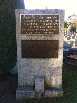 Cimetière Israélite de La Tour-de-Peilz