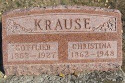 Gottlieb Krause