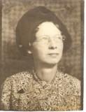 Nora Adelaide <I>Capps</I> Bradshaw