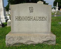 Dr Frederick Phillip Hennighausen