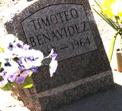 Timoteo Benavidez