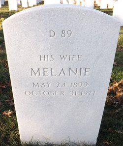 "Melanea Alma ""Melanie"" <I>Berger</I> Betbeze"