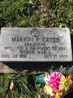 Marion Francis Cates