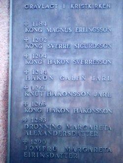 Haakon of Norway Haakonsson, IV