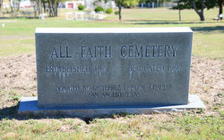 All Faith Cemetery