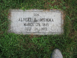 Albert Lewis Mumma
