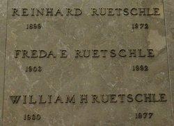 Reinhard Ruetschule
