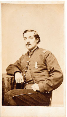 Capt George William Creasey