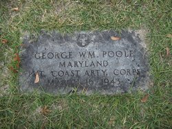 Pvt George William Poole