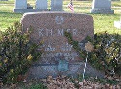 """Minnie """"Kim"""" <I>Kilmer</I> Barrett"""
