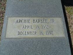 Archie Barbee, Jr