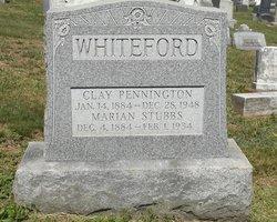 Clay Pennington Whiteford