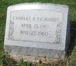 Charles B Richards