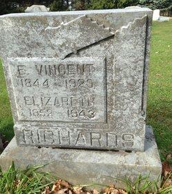 """Elizabeth """"Lizzie"""" <I>Schreffler</I> Richards"""
