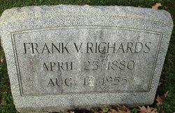 Frank Vincent Richards