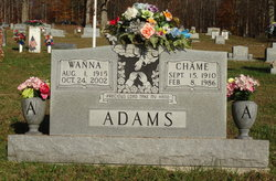 Chame Adams