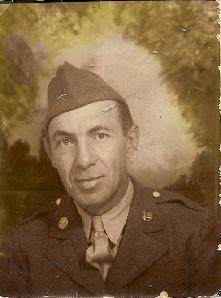 Pvt Edmond Joseph Dionne
