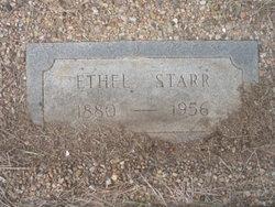 Ethel <I>Starr</I> Barnett