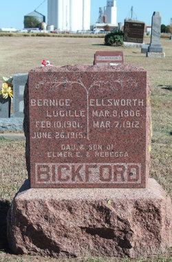 Bernice Lucille Bickford