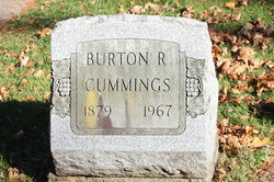 "Burton R. ""Burt"" Cummings"